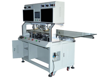 Pulse Heat TV Repair Tools Cof Ic Bonding Machine , LCD Cof Bonding Machine