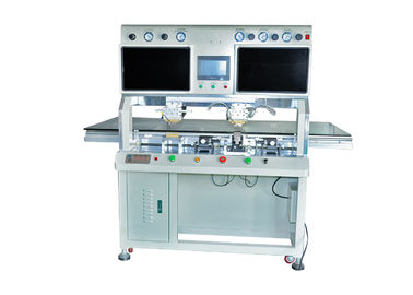 Thermal Tab Cof Bonding Machine Touch Screen Button Operation Fast Bonding Time